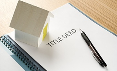 Lost your Title Deed? Don't delay!
