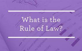 The Rule of Law and Public Rioting